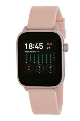Smart watch MAREA cuadrado silicona rosa