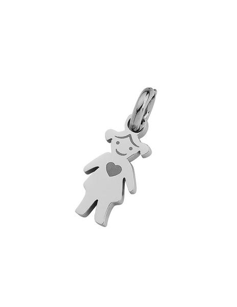 Charm MAREA Sweet Family Girl Silver
