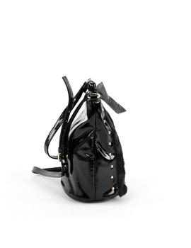 Bolso FOR TIME Zurg Charol Negro
