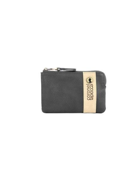 Monedero CORONEL TAPIOCA Jungle Explorer Negro
