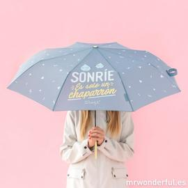 Paraguas MR. Wonderful -  Me encanta la lluvia