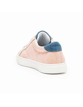 Zapatillas LOIS Double Point Rosa