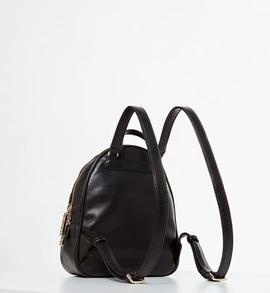 Mini Mochila GUESS Manhattan negra