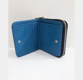 Cartera Mini DON ALGODÓN Azul Cielo