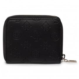 Mini Cartera GUESSLogo Love Negra