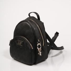 Mini Mochila GUESS Logo Love Negra